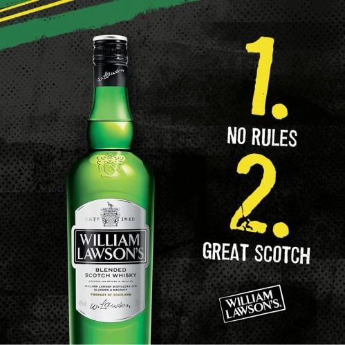 Sponsoring William Lawson's