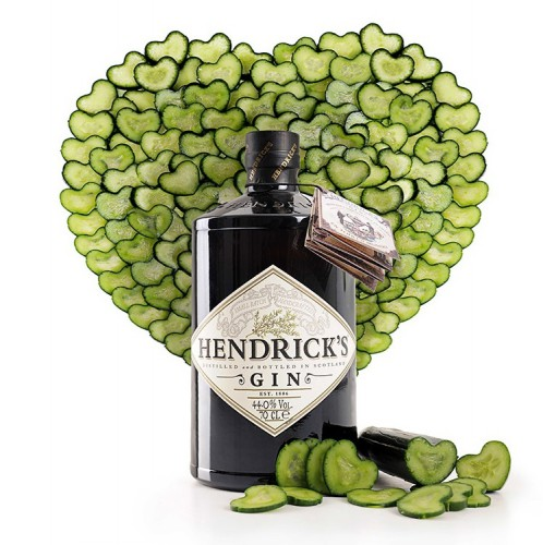 Sponsoring Hendrick's Gin